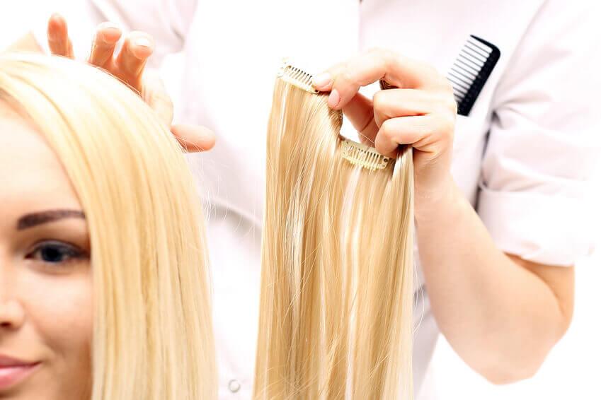 Historia przedłużania włosów